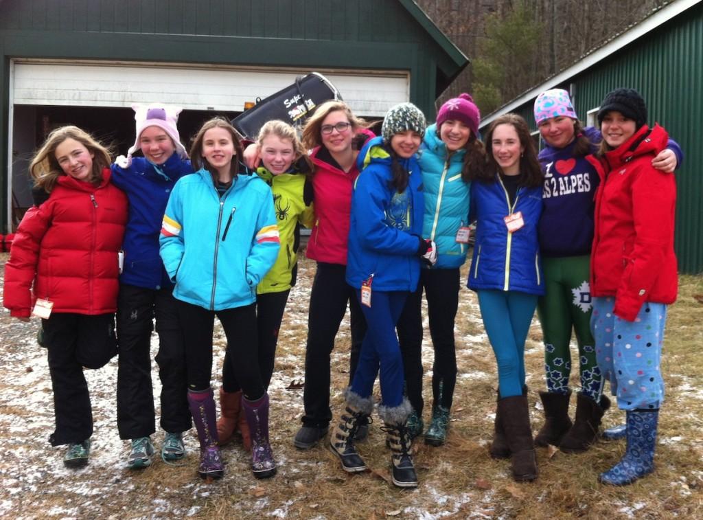 U-14- girls-winning